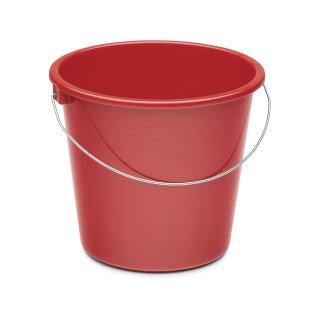 Haushaltseimer 5 L rot
