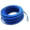Qleen Duo Schlauch blau/schwarz 40 m Ø 10 mm